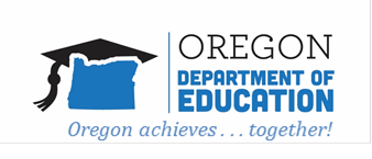 OR Department of ED logo