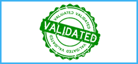 Validation sticker